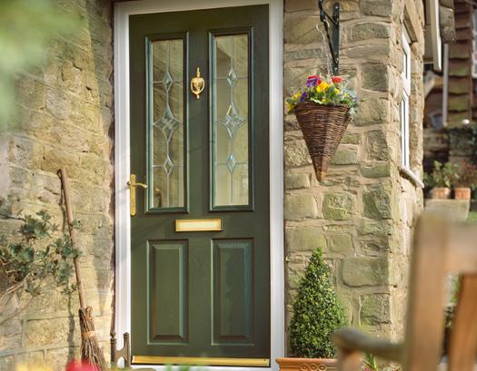 Why Choose our Composite Doors? & Composite Doors | YO1 UPVC