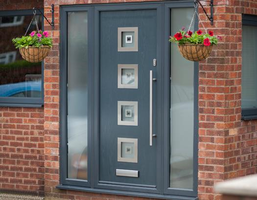 quality design 72f8b 55f5d Composite Doors | YO1 UPVC